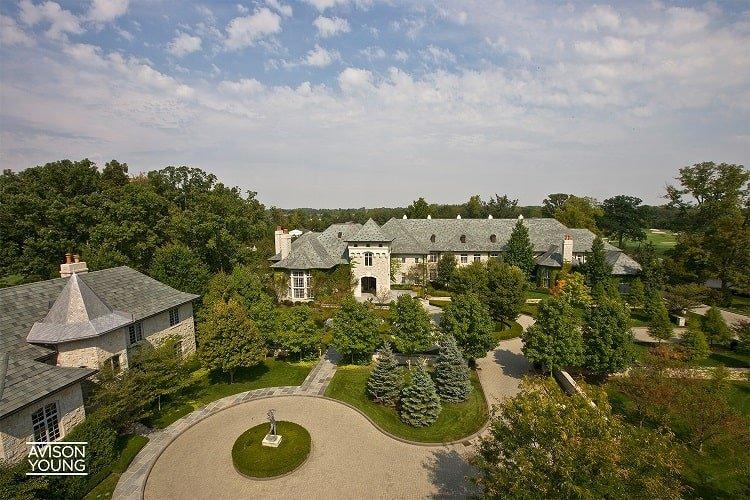 asherwood estate in carmel in