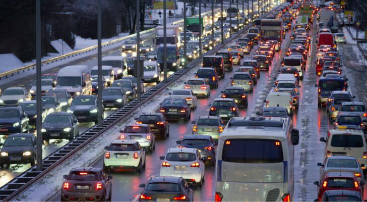 worst commutes
