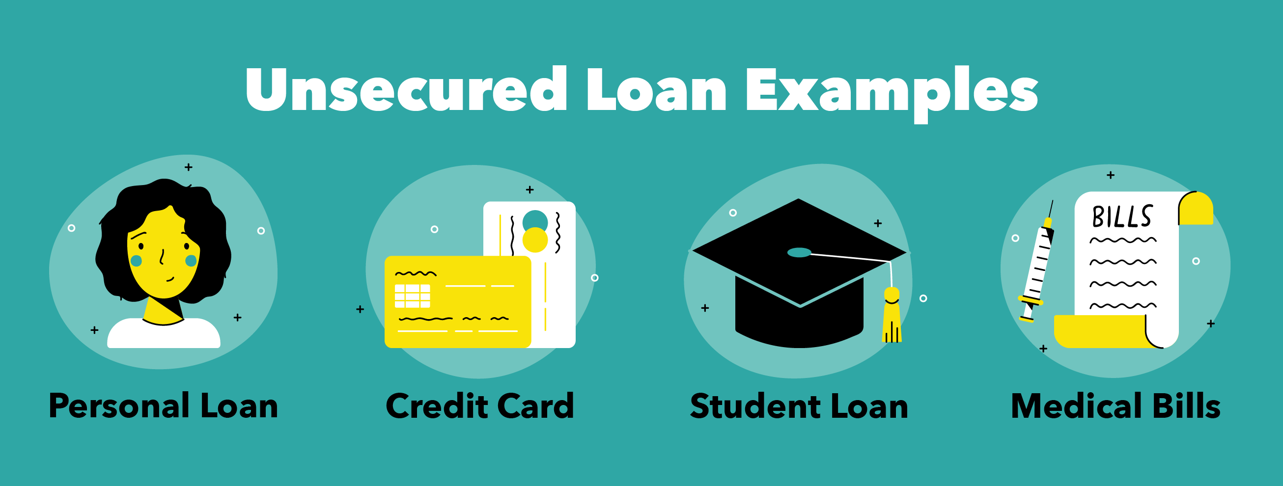 Unsecured Loan Examples