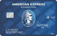 Blue Business Cash Card