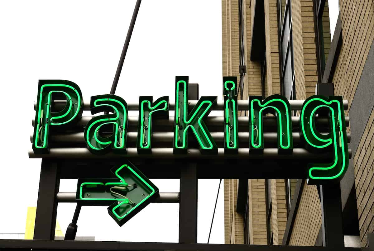 garage parking